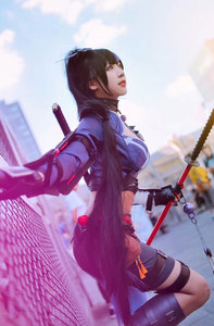 coser cosplay 角色扮演3